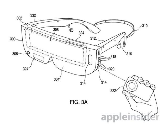 Casque VR Apple image 2