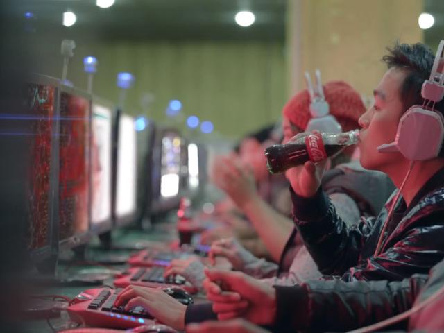 Du Coca-Cola et de l'amour plein nos écrans