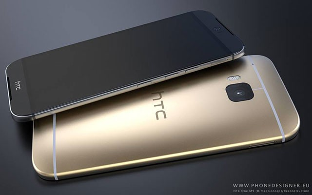 Concept HTC One M9 : image 1