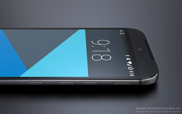 Concept HTC One M9 : image 2