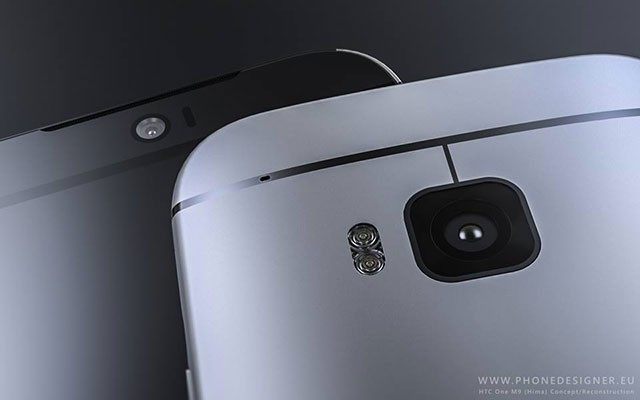 Concept HTC One M9 : image 5
