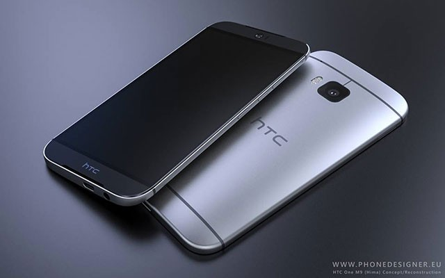 Concept HTC One M9 : image 7