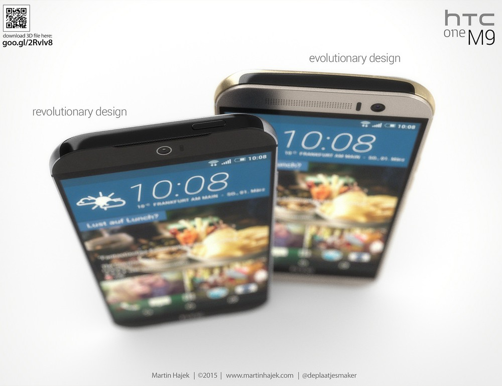 Concept MH HTC M9 : image 1