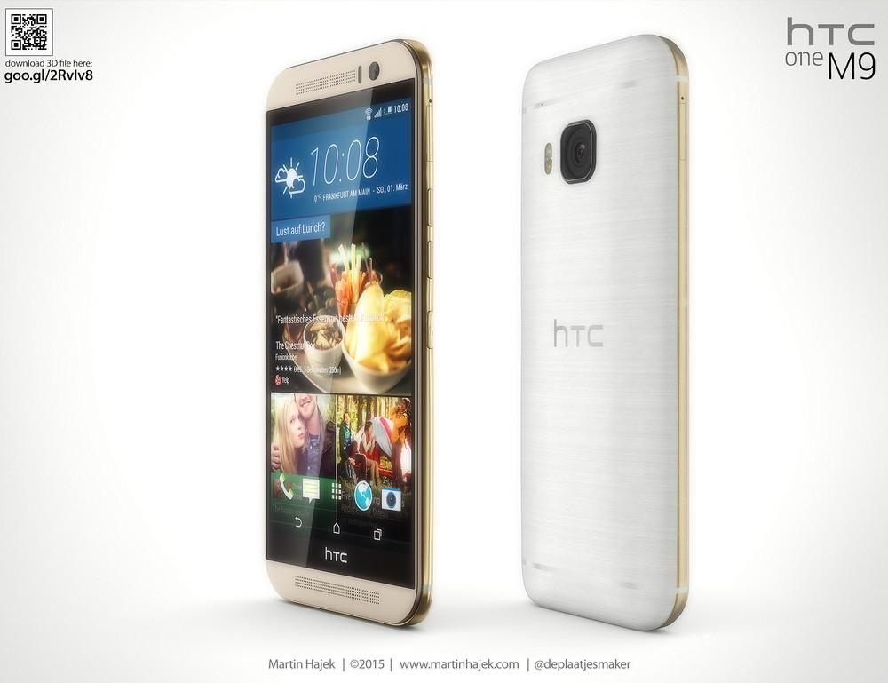 Concept MH HTC M9 : image 2