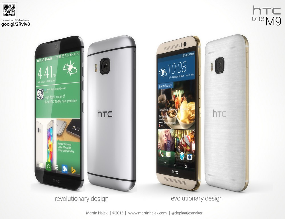 Concept MH HTC M9 : image 3