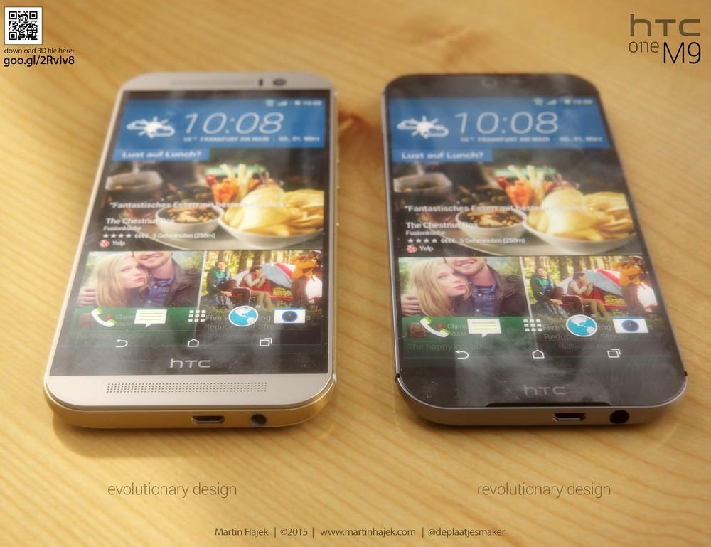 Concept MH HTC M9 : image 4