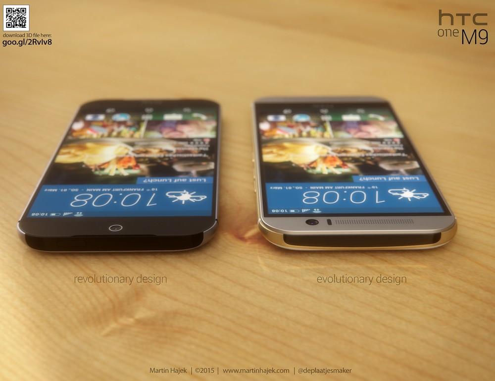Concept MH HTC M9 : image 6
