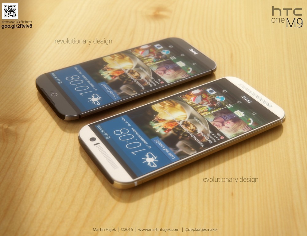 Concept MH HTC M9 : image 7