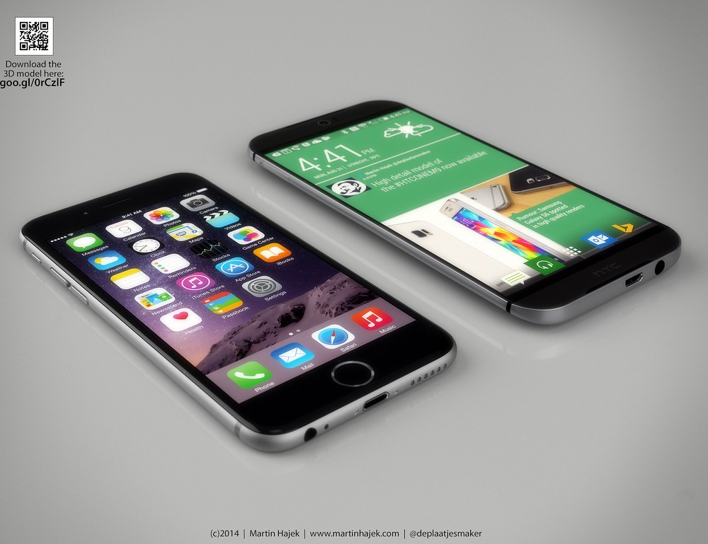 Concept HTC One M9 image 11