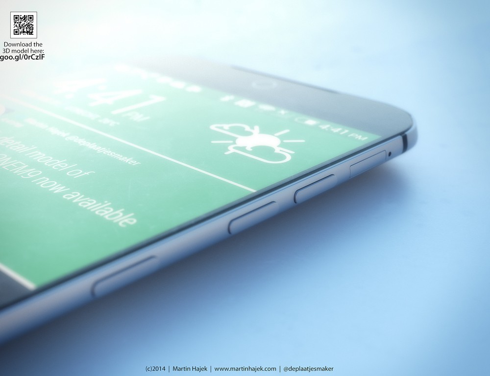 Concept HTC One M9 image 13