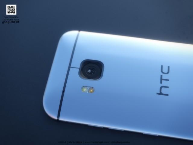 HTC One M9 : un magnifique concept par Martin Hajek