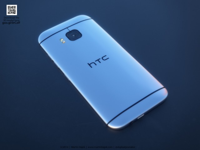 Concept HTC One M9