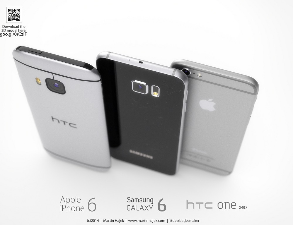 Concept HTC One M9 image 2