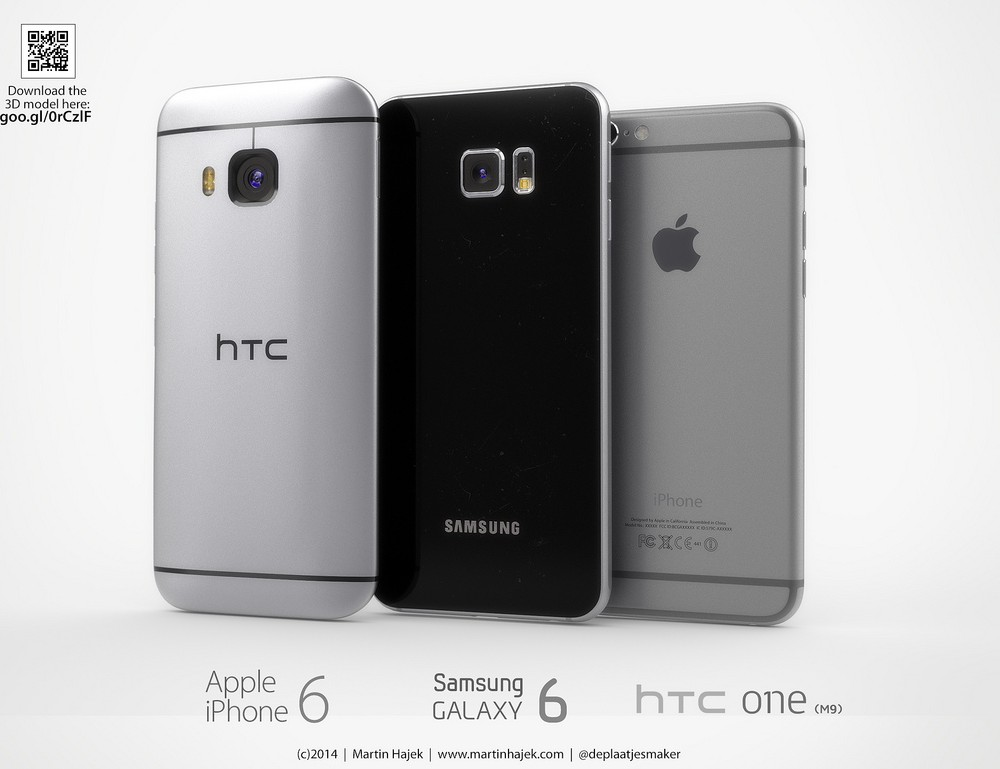 Concept HTC One M9 image 3