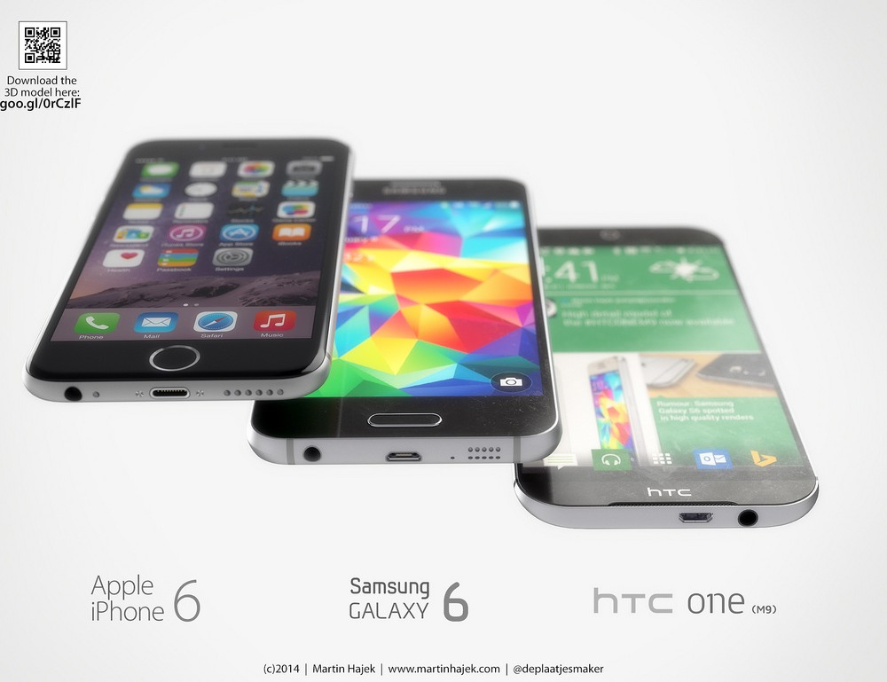 Concept HTC One M9 image 4