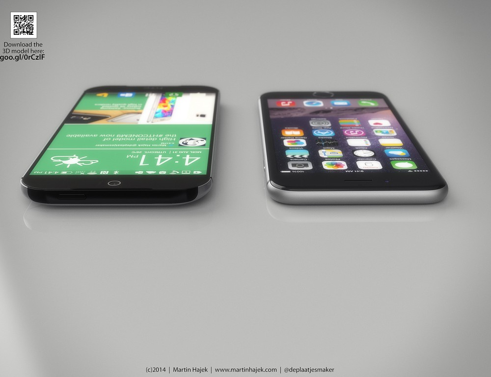 Concept HTC One M9 image 9