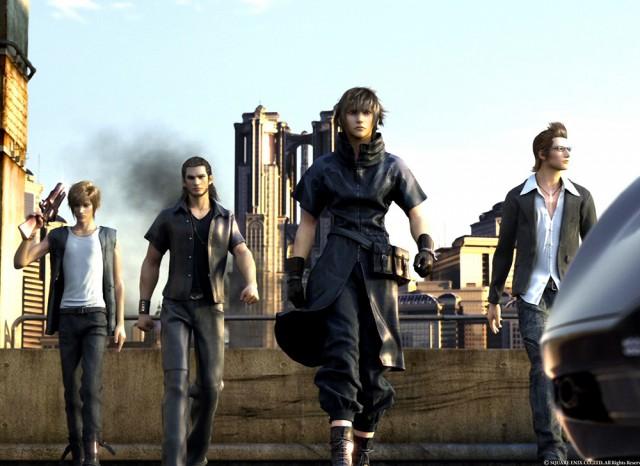 Vidéo Final Fantasy XV