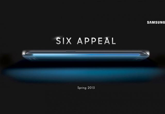 Teaser Galaxy S6 Edge AT&T