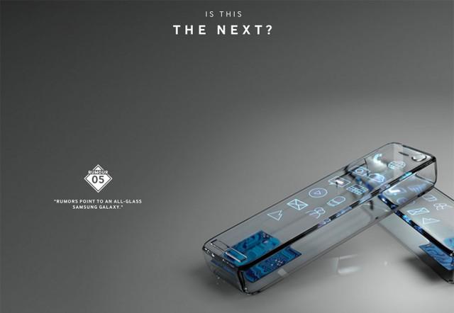 Teaser norvégien Galaxy S6
