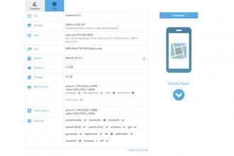 Benchmark Galaxy Tab S2