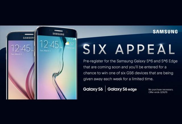 Photo Galaxy S6 Edge
