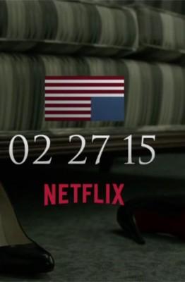 Teaser saison 3 House of Cards
