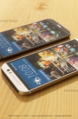 Bench HTC One M9