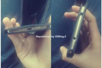 Photo volée Huawei P8
