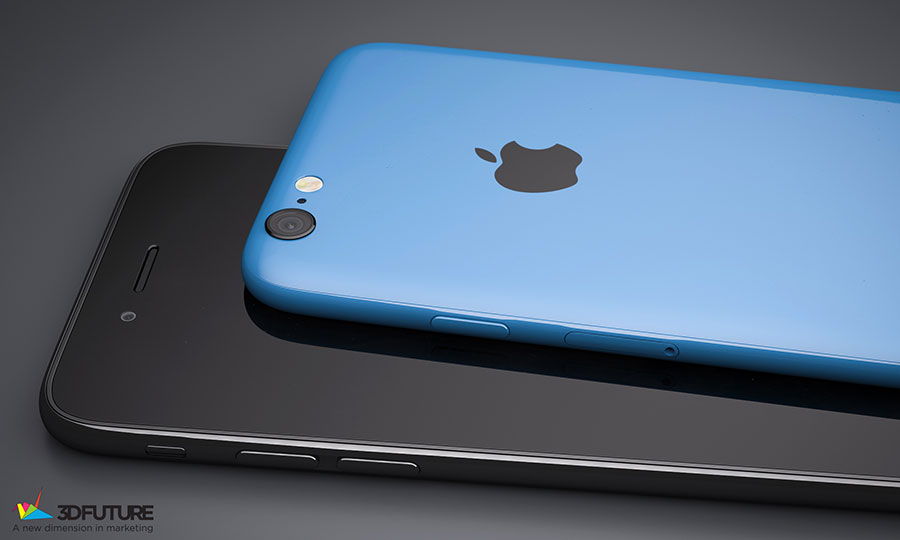Concept iPhone 6c : image 2