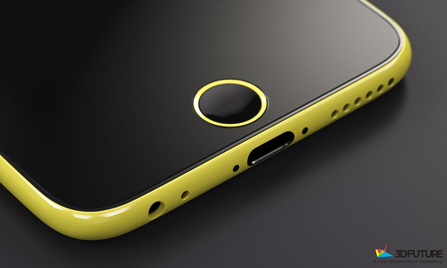Concept iPhone 6c : image 3