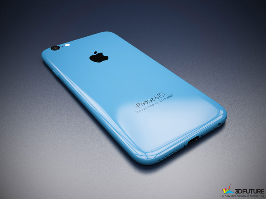 Concept iPhone 6c : image 4