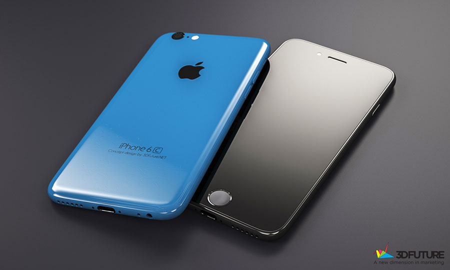 Concept iPhone 6c : image 6