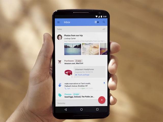 Inbox Google Apps