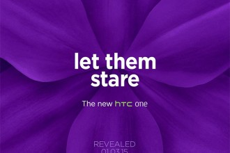 Let them stare HTC M9