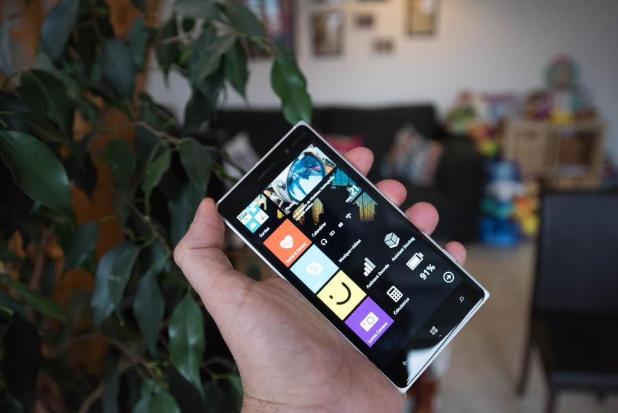 Lumia 830 : photo 7