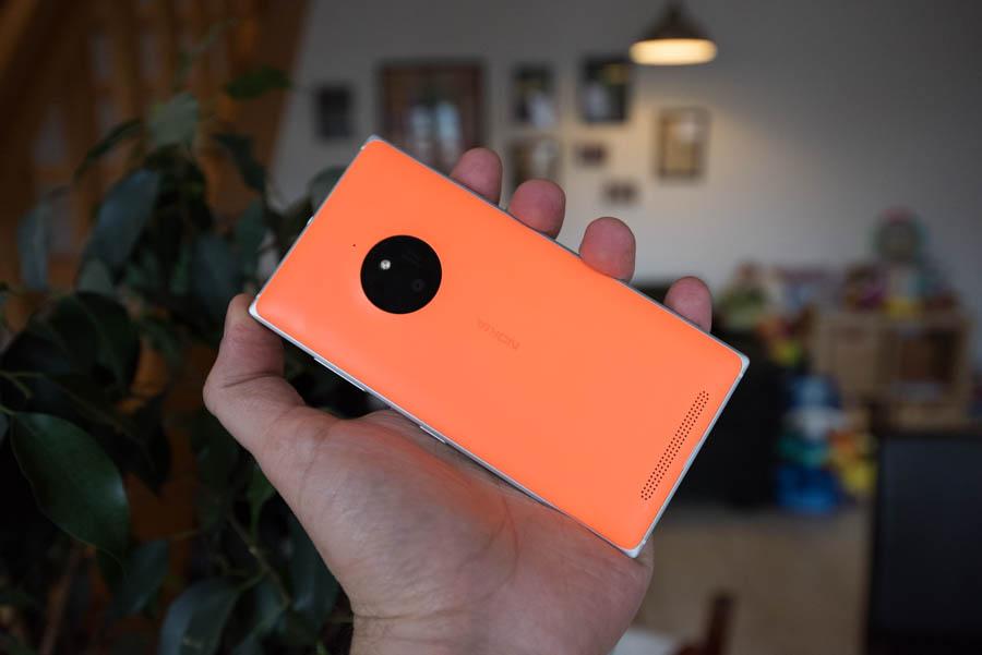 Lumia 830 : photo 5