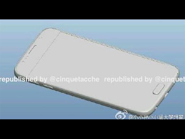 Maquette Galaxy S6