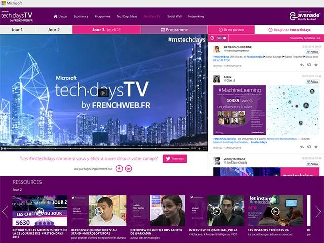 MSTechDays TV
