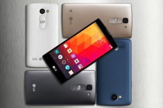 Les nouveaux smartphones LG du milieu de gamme