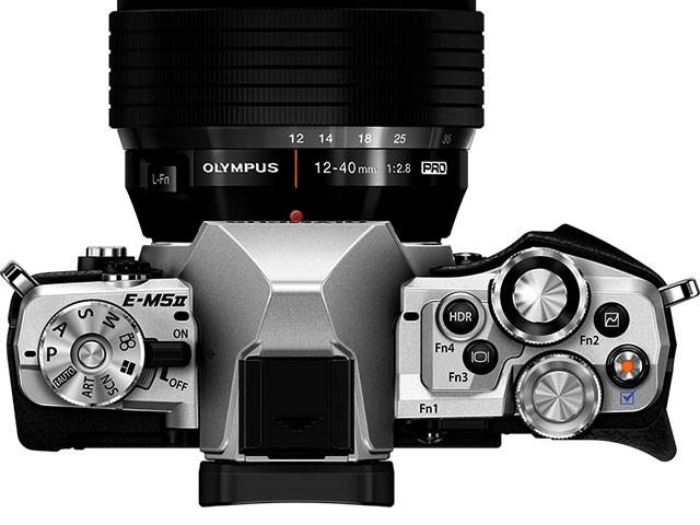 Olympus OM-D E-M5 II : photo 3