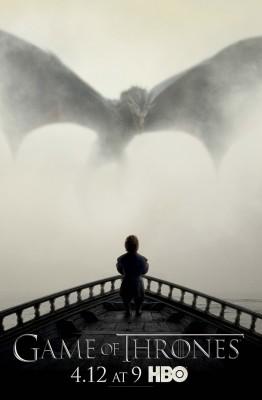 Poster Game of Thrones saison 5