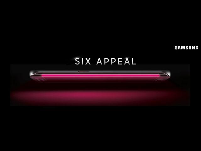 Samsung Galaxy S6 Edge : une nouvelle image, par T-Mobile