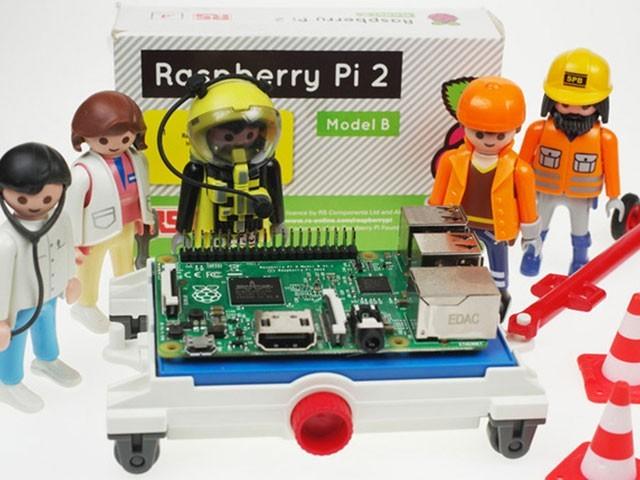 Benchmark Raspberry Pi 2