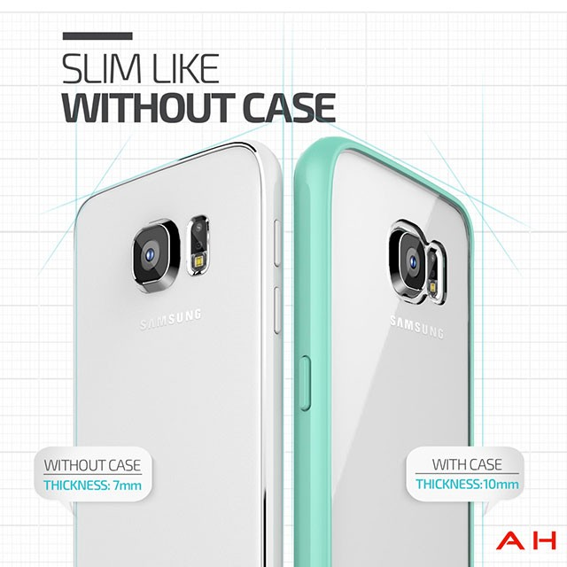 Rendu Galaxy S6 : image 2
