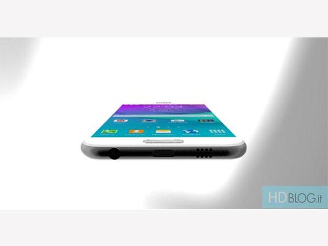 Rendu Galaxy S6 : image 3