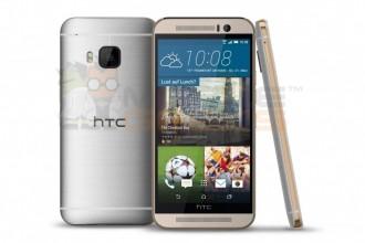 Rendu HTC M9