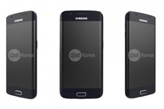 Rendu Galaxy S6 Edge : image 2