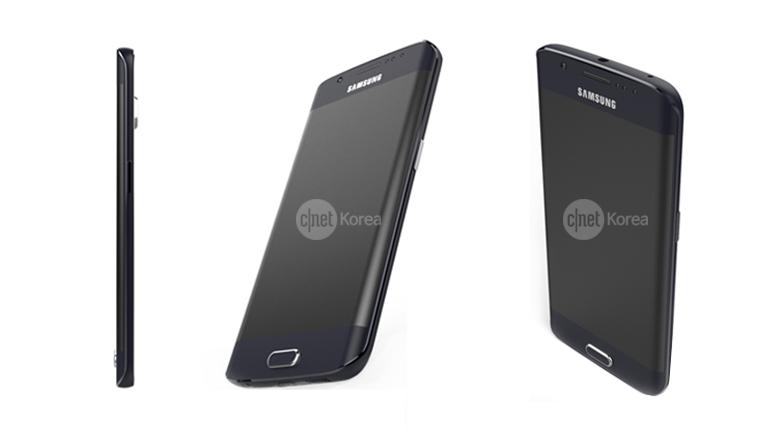 Rendu Galaxy S6 Edge : image 7