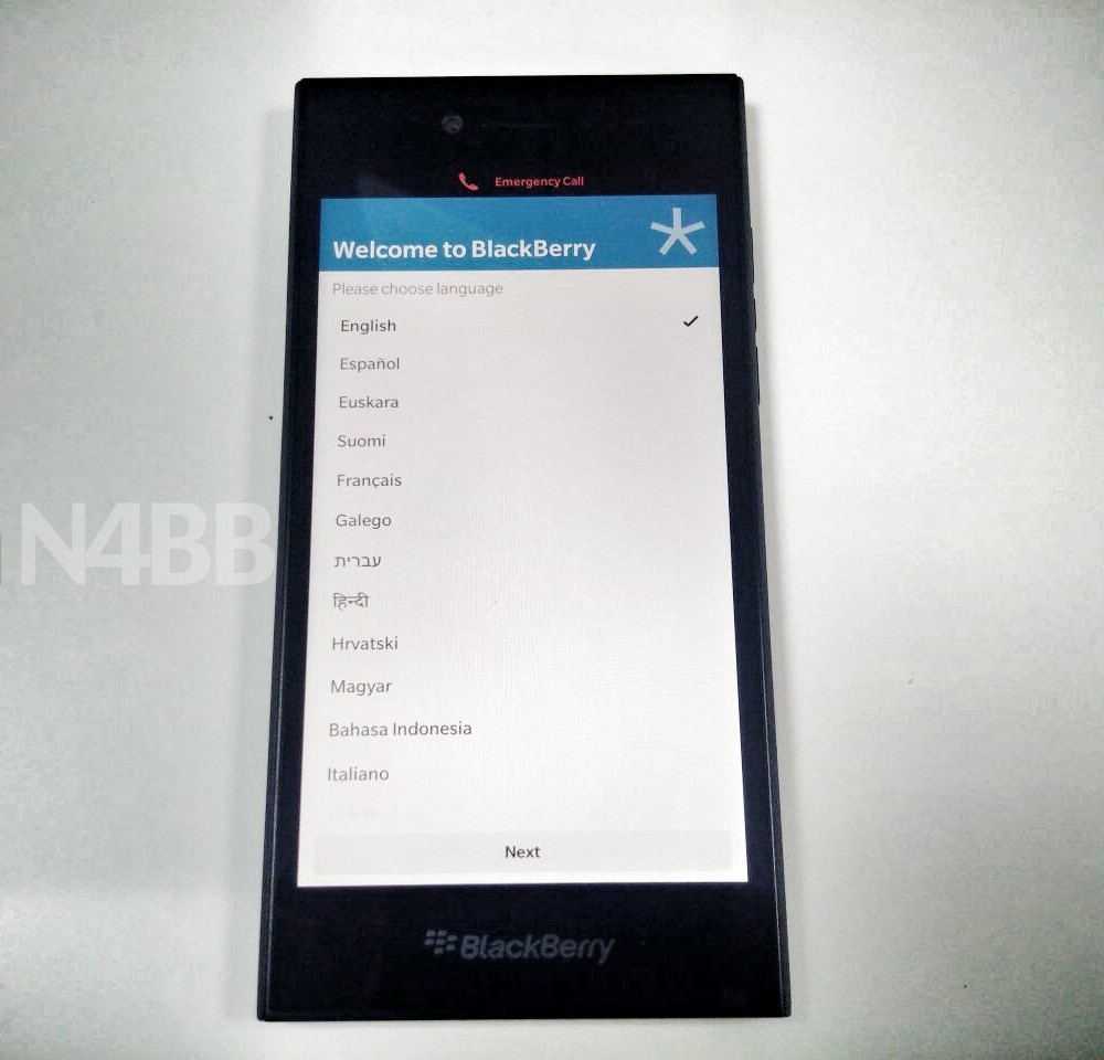 BlackBerry Rio/Leap : photo 2
