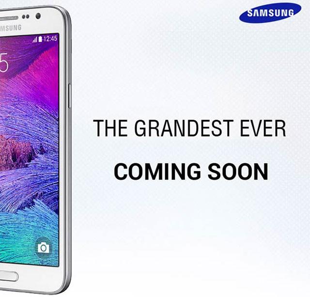 Teaser Galaxy Grand 3